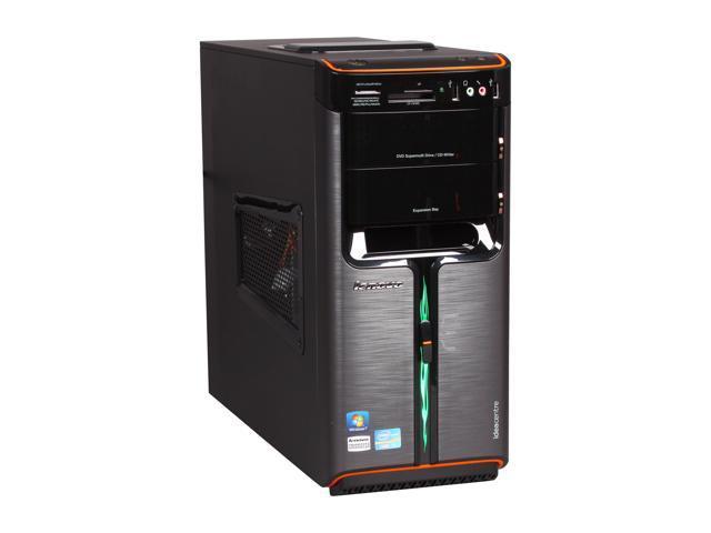 lenovo IdeaCentre K330B (7747XF3) Desktop PC Intel Core i5 2310(2.90GHz) 8GB DDR3 1.5TB HDD Capacity AMD Radeon HD 6450 (1 GB) Windows 7 Home Premium 64-bit