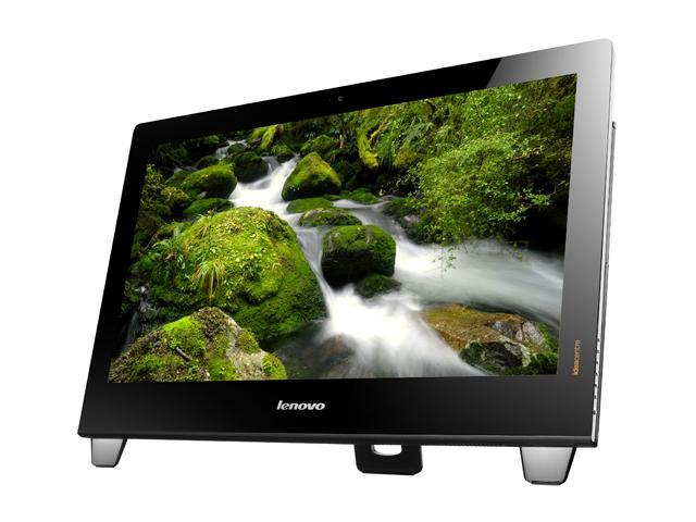 "Lenovo All-in-One PC IdeaCentre B540 (25682SU) Pentium G640 (2.80 GHz) 4 GB DDR3 500 GB HDD 23"" Touchscreen Windows 7 Home ..."