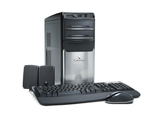 Gateway Desktop PC GT5694 Phenom X4 9100e (1.8 GHz) 4 GB DDR2 640 GB HDD Windows Vista Home Premium 64-bit