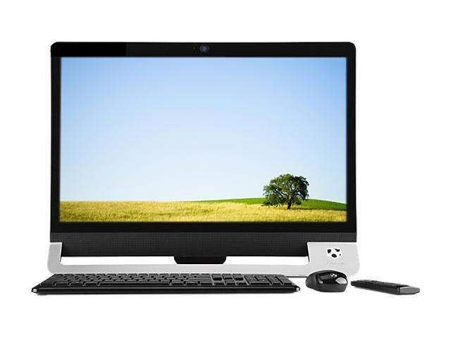 Gateway All-in-One PC ZX6971-UB30P (PW.GCGP2.001) Intel Core i3 2120 (3.30 GHz) 4 GB DDR3 1 TB HDD 23