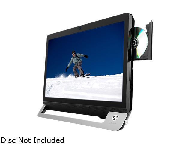 "Gateway All-in-One PC ZX6971-UB31P (PW.GCGP2.004) Pentium G620 (2.60 GHz) 4 GB DDR3 500 GB HDD 23"" Touchscreen Windows 7 ..."