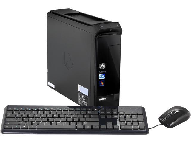 Gateway Desktop PC SX Series SX2855-UR13 (DT.GCFAA.007) Pentium G645 (2.90 GHz) 4 GB DDR3 500 GB HDD Windows 7 Home Premium