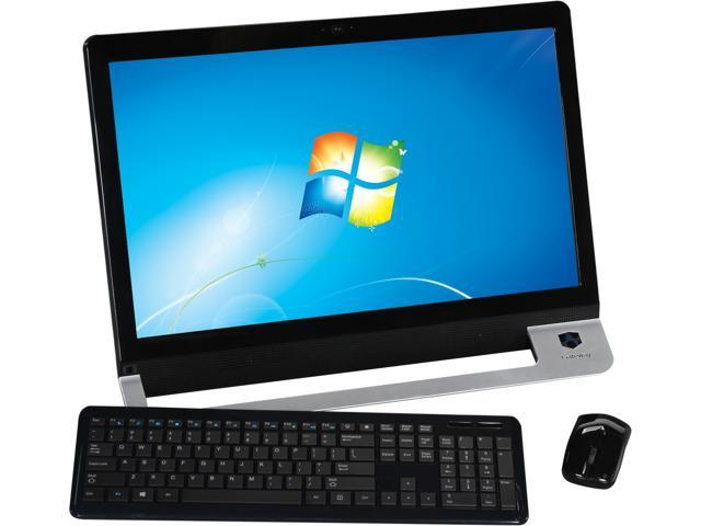 Gateway Desktop PC ZX6971-UB21P (DO.GDGAA.003) Intel Core i3 2120 (3.30 GHz) 6 GB DDR3 1 TB HDD Windows 7 Home Premium