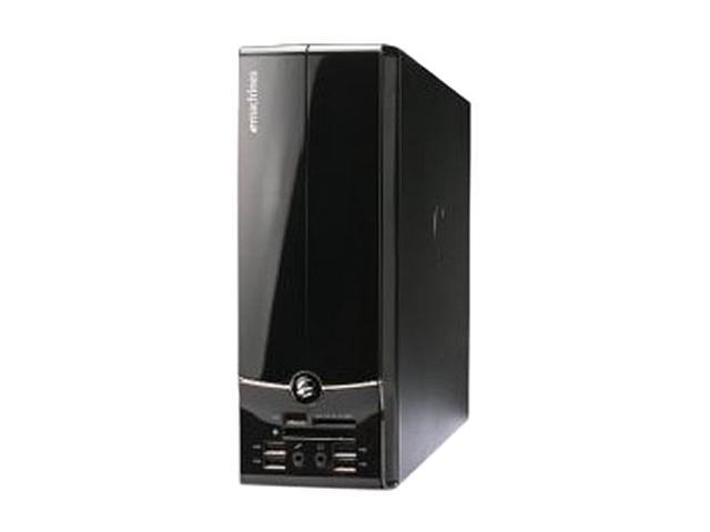 eMachines Desktop PC EL1852G-52W Pentium E5800 (3.20 GHz) 3 GB DDR3 1 TB HDD Intel GMA X4500HD Windows 7 Home Premium 64-Bit