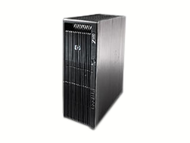 HP Desktop PC Z600(FL936UT#ABA) XEON E5504 (2.00 GHz) 3 GB DDR3 160 GB HDD Windows XP Professional 32-bit (available through ...
