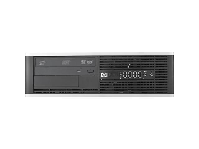 HP Compaq Desktop PC 6000 Pro (VS826UT#ABA) Core 2 Duo E8500 (3.16 GHz) 4 GB DDR3 250 GB HDD Windows 7 Professional 64-bit