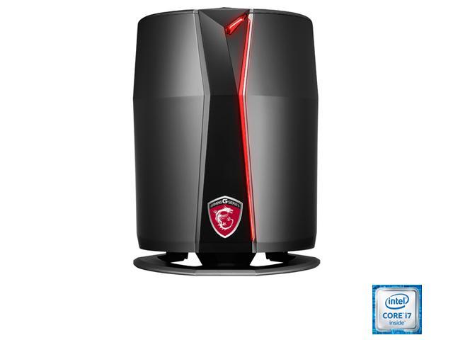 MSI Desktop Computer Vortex G65 SLI-002 Intel Core i7 6th Gen 6700K (4.00 GHz) 32 GB DDR4 1 TB HDD 256 GB SSD Dual NVIDIA GeForce GTX 980 SLI 16 GB GDDR5 Windows 10 Home
