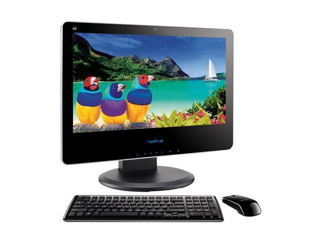 "ViewSonic Desktop PC VPC221B_7PUS_M1 Intel Core i3 1.66 GHz 4 GB DDR3 500 GB HDD 21.5"" Windows 7 Professional"