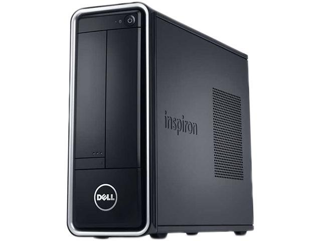 DELL Desktop PC Inspiron 660S (I660S04090125SA) Pentium G645 (2.90 GHz) 4GB 1 TB HDD Intel HD Graphics Windows 8 64-bit