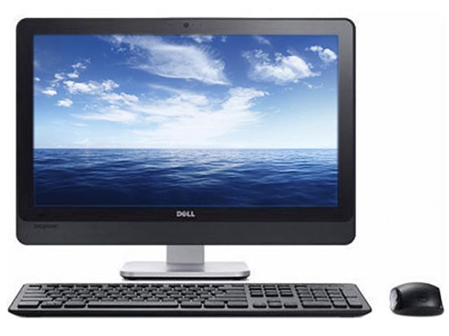 "DELL Desktop PC Inspiron One 2330T (2330T06490228SA) Intel Core i3 2120 (3.30 GHz) 4GB 500 GB HDD 23"" Touchscreen Windows ..."