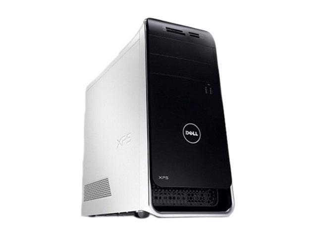 DELL Desktop PC XPS X8500 Intel Core i7 3770 (3.40 GHz) 8 GB DDR3 2 TB HDD NVIDIA GeForce GT 620 1GB DDR3 Windows 8