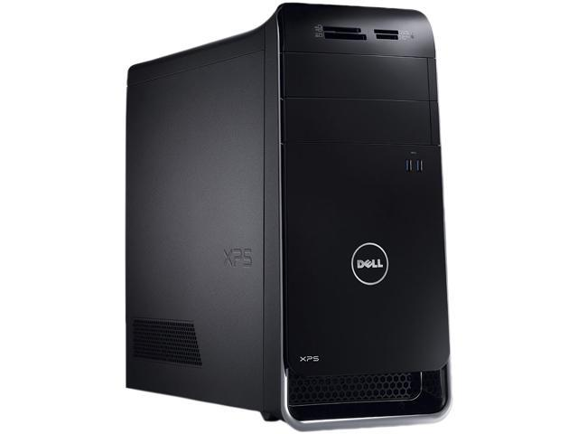 DELL Desktop PC XPS X8500 Intel Core i7 3770 (3.40 GHz) 12 GB DDR3 2 TB HDD Windows 7 Home Premium 64-bit