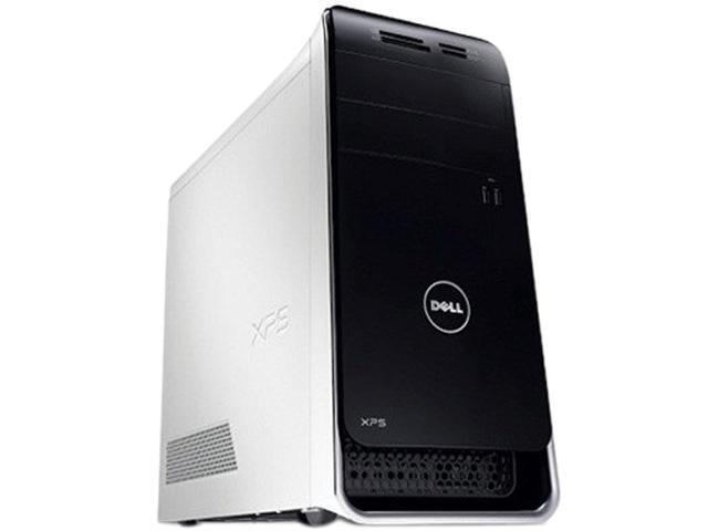 DELL Desktop PC XPS X850010890308SA Intel Core i7 3770 (3.40 GHz) 16 GB DDR3 2TB + 32GB mSATA HDD Windows 8