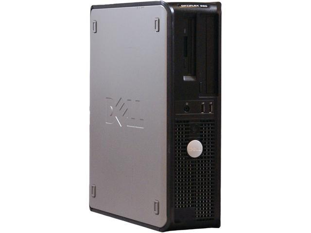 DELL OptiPlex 320 Desktop PC Dual Core 2.0GHz 2GB 250GB HDD Windows 7 Home Premium 32-Bit