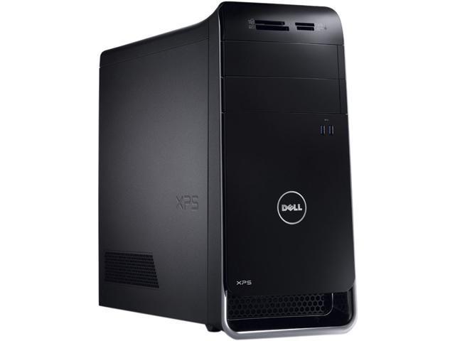 DELL Desktop PC XPS XPS8500-3412BK Intel Core i7 3770 (3.40 GHz) 12 GB DDR3 2 TB HDD NVIDIA GeForce GT 640 Windows 8