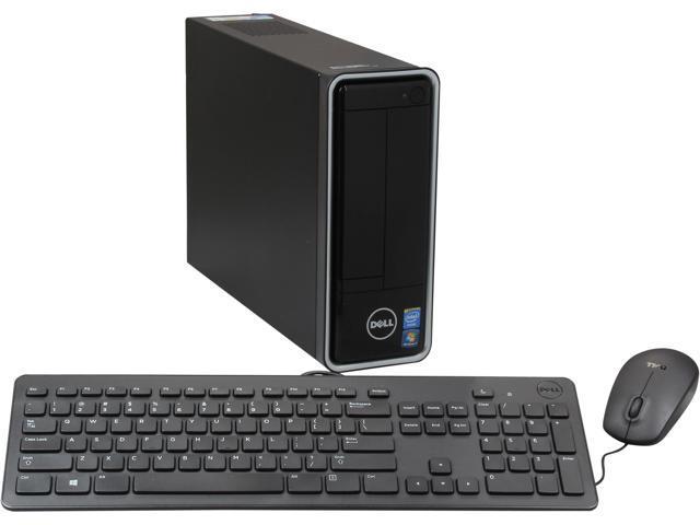 DELL Desktop PC i3647-1232BLK Celeron G1820 (2.7 GHz) 4 GB DDR3 500 GB HDD Windows 7 Home Premium (64Bit)