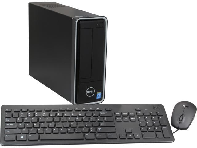 DELL Desktop PC i3647-4615BK Intel Core i5 4440 (3.10 GHz) 8 GB DDR3 1 TB HDD Windows 8.1 (64Bit)