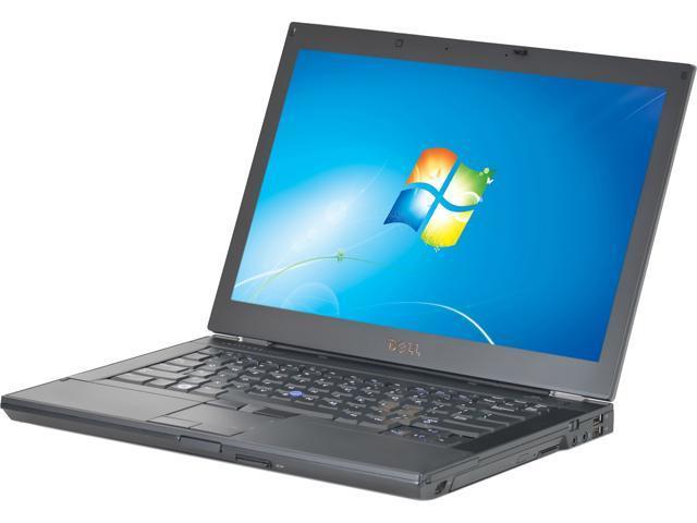DELL Laptop E6410 Intel Core i5 2.40 GHz 4 GB Memory 160 GB HDD 14.1