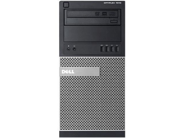 DELL OptiPlex 7010 Desktop PC Intel Core i5 3470 (3.20GHz) 4GB DDR3 500GB HDD Windows 7 Professional 64-Bit
