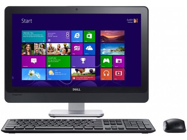 DELL All-in-One PC Inspiron One IO2330-I361NT Intel Core i3 2130 (3.40 GHz) 6 GB DDR3 1 TB HDD 23