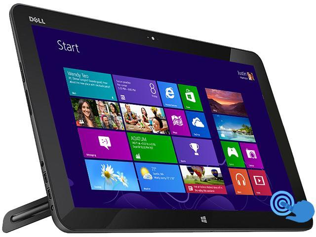 """DELL All-in-One PC XPS XPS1810-I58500 Intel Core i5 3337U (1.80 GHz) 4 GB DDR3 500GB HDD + 32GB SSD HDD 18.4"""" Touchscreen ..."""