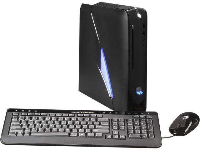 DELL Desktop PC Alienware X51 AX51R2-5744BK Intel Core i5 4440 (3.10 GHz) 8 GB DDR3 1 TB HDD Windows 8.1 64-Bit