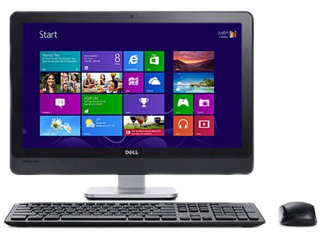 "DELL All-in-One PC Inspiron One 2330N06190428SA Intel Core i3 2130 (3.40 GHz) 6GB 1 TB HDD 23"" Windows 8 64-Bit"
