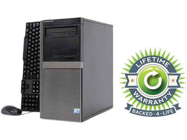 DELL Desktop PC OptiPlex Core 2 Duo 3.0 GHz 4GB 160 GB HDD Windows 7 Professional 64-Bit