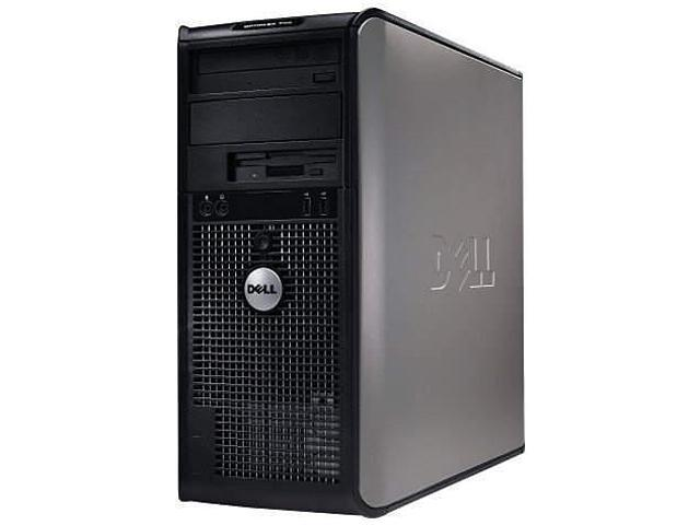 DELL Desktop PC 755 TW-2.3-2GB-320GB-W7P Core 2 Duo 2.3 GHz 2 GB 320 GB HDD Windows 7 Professional