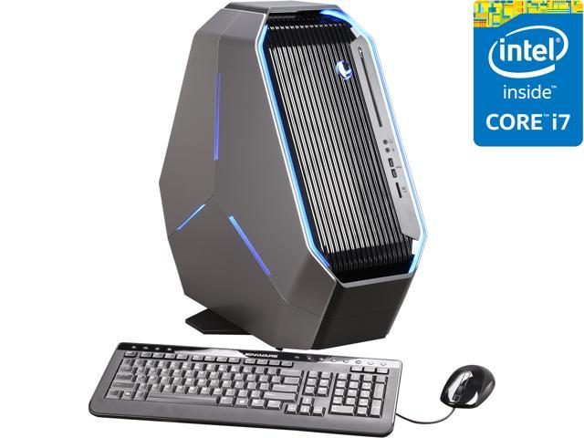 DELL Desktop PC Alienware Area-51 a51R2-6472SLV Intel Core i7 5820K (3.30GHz) 16GB DDR4 2TB HDD 128GB SSD Windows 8.1 64-Bit