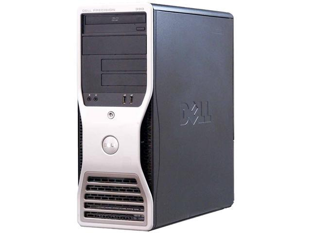 DELL Desktop PC OptiPlex 390 Core 2 Duo 3.33 GHz 4 GB 500 GB HDD Windows 7 Professional 64-Bit