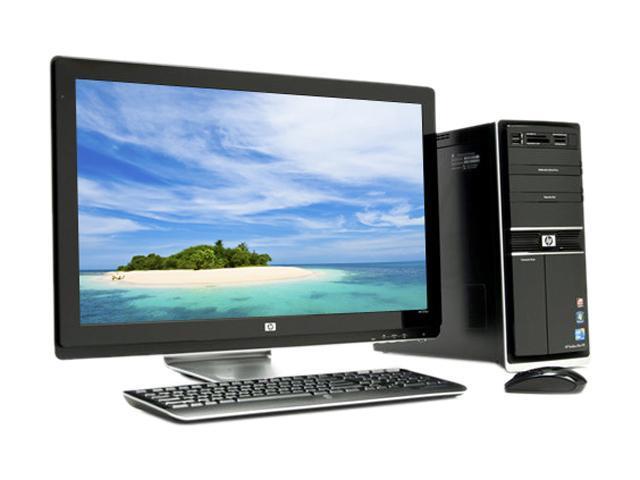 HP Desktop PC Bundle Pavilion Elite HPE-477c-b (BT439AAR# ...