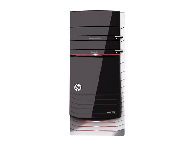 HP Desktop PC Pavilion HPE Phoenix HPE h9-1130 (QW789AA#ABA) AMD FX-Series FX-8120 (3.1 GHz) 8 GB DDR3 2 TB HDD AMD Radeon HD 7670 1GB GDDR5 Windows 7 Home Premium 64-Bit