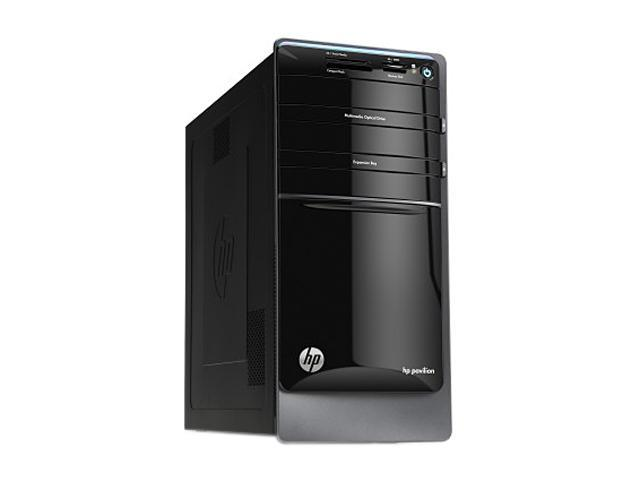 HP Desktop PC Pavilion p7-1267c (QW785AAR#ABA) Intel Core i5 2400 (3.10 GHz) 8GB 1 TB HDD Windows 7 Home Premium 64-Bit