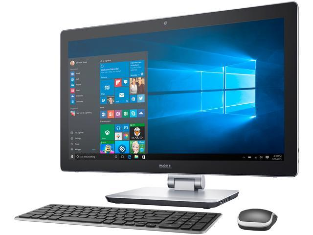 DELL All-in-One Computer Inspiron 7459 i7459-4129BS 6th ...