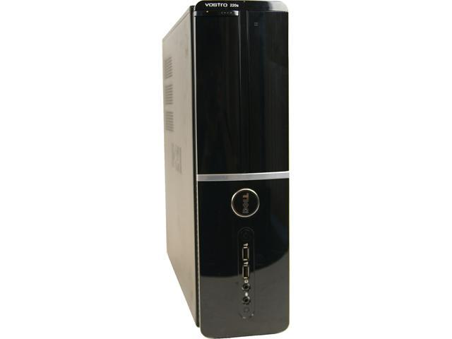 DELL Desktop Computer 220 Core 2 Duo 3.0 GHz 2 GB 250 GB HDD Windows 7 Professional 64-Bit