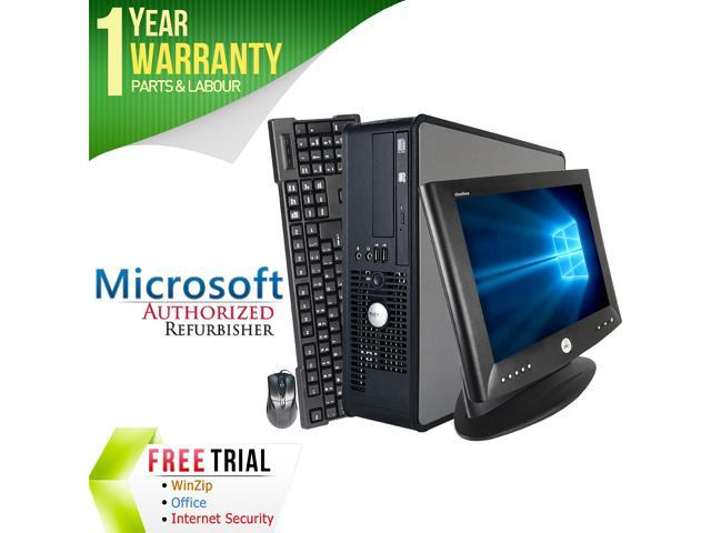 DELL Desktop Computer GX780 + 17