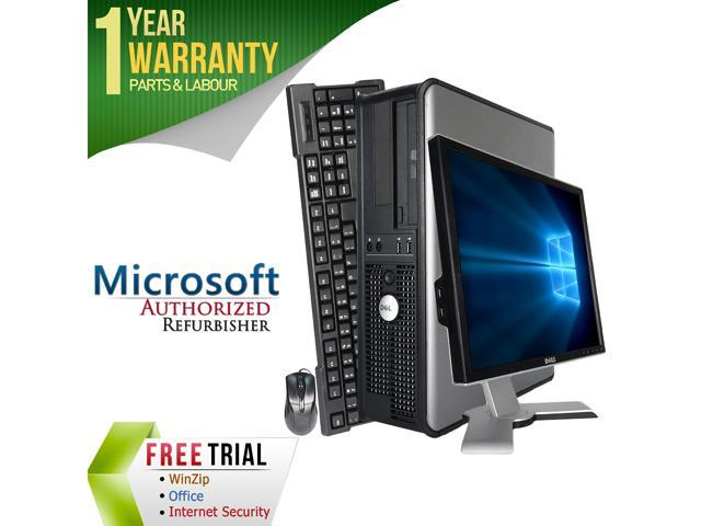 DELL Desktop Computer GX780 + 19