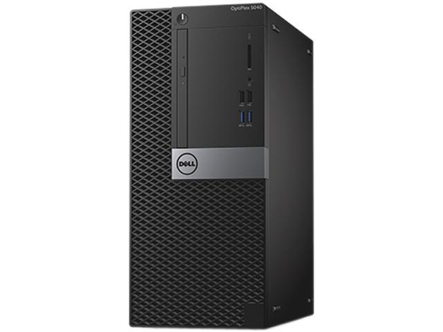 Dell OptiPlex 5040 Desktop Computer - Intel Core i5 - Mini-tower