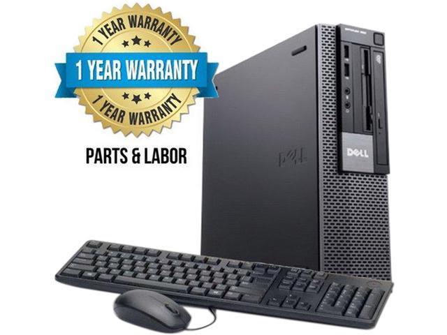 DELL Desktop Computer 960 Core 2 Duo 3.0 GHz 4 GB DDR2 250 GB HDD Windows 7 Home Premium