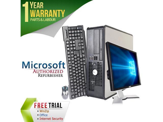 DELL Desktop Computer OptiPlex GX745 + 19