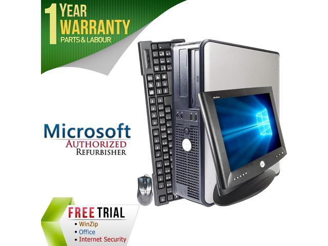 DELL Desktop Computer OptiPlex GX755 + 17