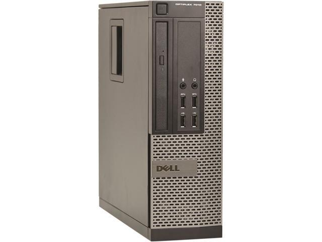DELL Desktop Computer 7010 Intel Core i5 3rd Gen 3470 (3.20 GHz) 16 GB 2 TB HDD Windows 10 Pro 64-Bit