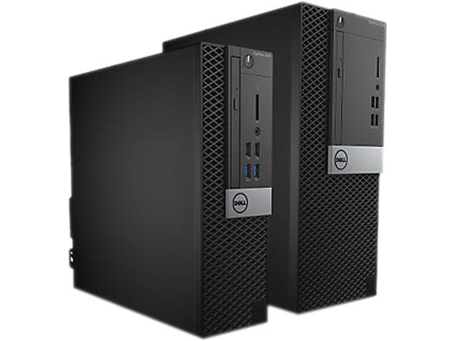 Dell OptiPlex 3000 3040 Desktop Computer - Intel Core i5 (6th Gen) i5-6500 3.20 GHz - Mini-tower