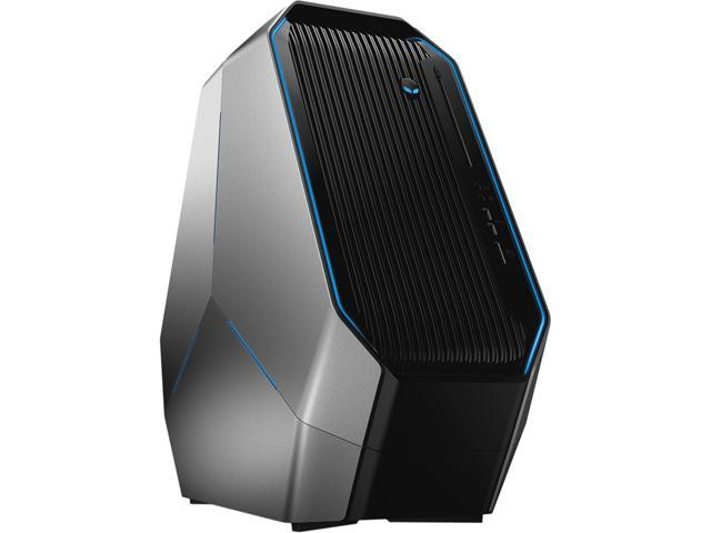 DELL Desktop Computer Alienware (Area-51) a51R2-8235SLV Intel Core i7 5820K (3.30 GHz) 16 GB DDR4 2 TB HDD 128 GB SSD NVIDIA GeForce GTX 980 4 GB GDDR5 Windows 10 Home 64-Bit