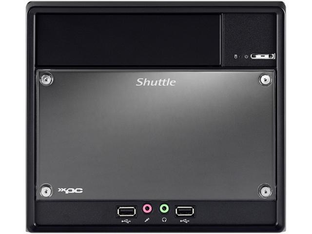 Shuttle XPC Desktop PC Intel Core i3 Standard Memory 4 GB Memory Technology DDR3 SDRAM 500GB HDD