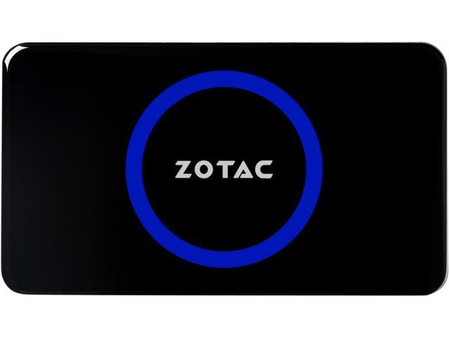 Zotac Mini PC ZBOX ZBOX-PI320-W2 Atom Z3735F (1.33 GHz) 2 GB DDR3 32GB eMMC SSD Windows 8.1 with Bing -