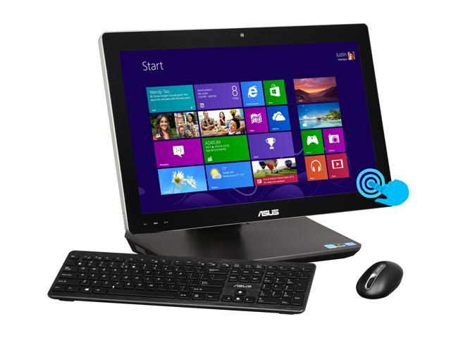 """ASUS All-in-One PC Eee Top ET2300INTI-B022K Intel Core i5 3330 (3.00 GHz) 8 GB DDR3 1 TB HDD 23"""" Touchscreen Windows 8 64-bit"""