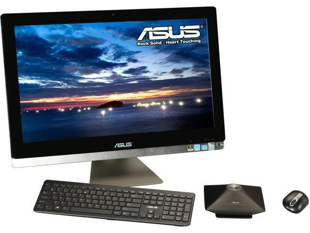 Asus EeeTop ET2701INKI-B029K All-in-One Computer - Intel Core i7 i7-3770S 3.10 GHz - Desktop - Dark Gray Chrome