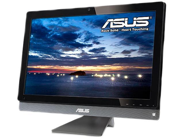 "ASUS Desktop PC w/ Webcam ET2411IUKI-05 Pentium G640 (2.80 GHz) 4 GB DDR3 500 GB HDD 23.6"" Windows 8"
